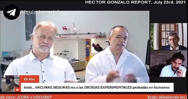 1011.01 SWITZERLAND BIOPHYSICAL ANDREAS KALCKER DR EDUARDO INSIGNARES CONFIRM THE EFFICIENCY OF GRAPHENE OXIDE IN THE COMPOSITION OF VACCINES