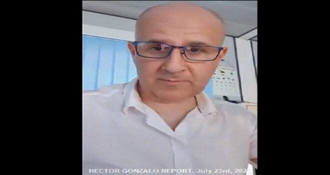 1015.01 France Dr Jose Luis Sevillano translation of a video of a firefighter