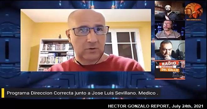 1018.02 CHILE RADIO MIRADOR DEL GALLO JORGE OSORIO ENTREVISTA A DR SEVILLANO Y BIOESTADISTICO RICARDO DELGADO EN 17 JULIO 2021 Parte 2 de 2