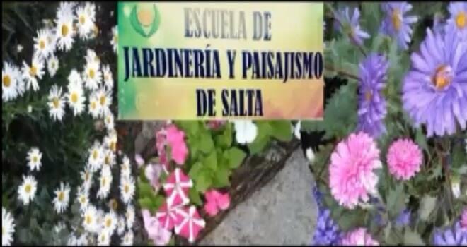 1025.05 Argentina Salta Ing Cabrera Kohl Escuela de Jardineria y Paisajismo Brotes de soja y otros