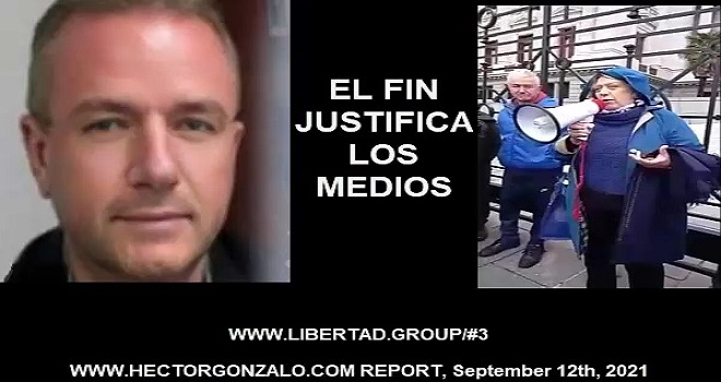 1079.01 ARGENTINA THE LIES OF CHINDA BRANDOLINO THE FOOLS WHO DO NOT WANT TO SEE REMAIN BLIND