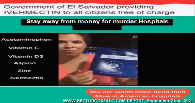 1085.01 El Salvador An intelligent government one of the few takes care of its citizens with effective medicine used in key countries such as Japan and a few thanks to the government of Salvador