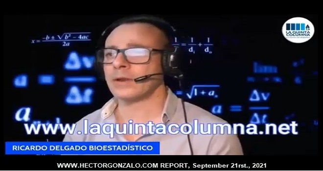 1095.01 Spain The fifth column Ricardo Delgado Graphene oxide and no virus is what makes us sick