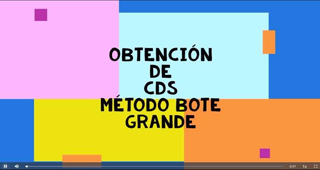 13 COMO OBTENER CDS A PARTIR DE CLORURO DE SODIO AL 80PERCENT