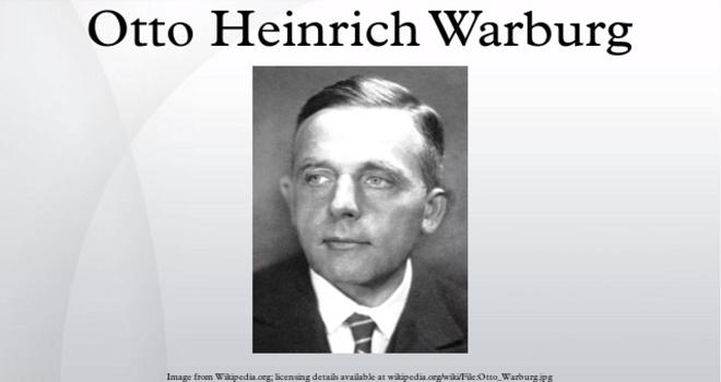 283.02 1931 OTTO HEINRICH WARBURG medical doctor and Nobel laureate