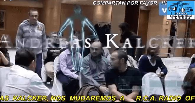 345.02 LA CAJA DE PANDORA ENTREVISTA ANDREAS KALCKER SEMINAR PARTE 2 DE 3