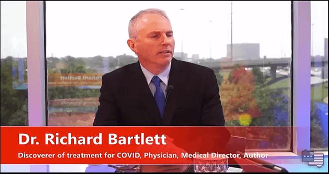 362.01 ENGLISH DEBBIE DISCUSSES DR RICHARD BARTLETT COVID CURES