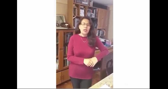 377.01 BOLIVIA LA PAZ PATRICIA RUIZ B AUTISMO TESTIMONI COMO ESTA MADRE CURA A SU HIJO