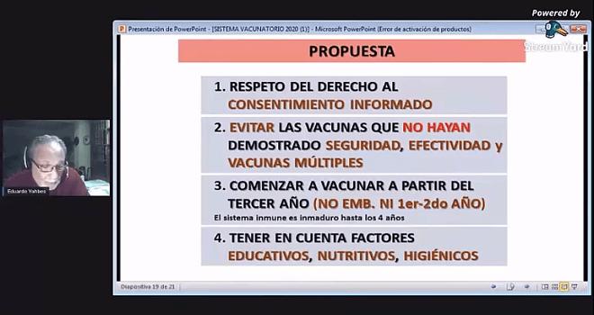 401.01 ARGENTINA CONFERENCIA VACUNAS 2020 COMUSAV PARTE 1 DE 4