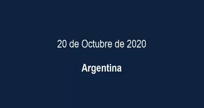 689.01 ARGENTINA CHARLA COMUSAV 10 20 2020 Parte 1