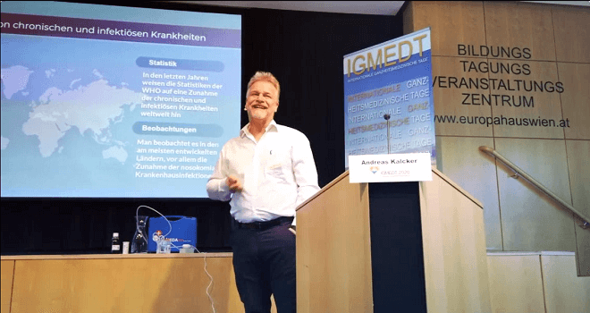 69.01 GERMAN Igmed Wien 2020 Andreas Kalcker PROFESSIONALS