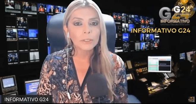 707.01 VENEZUELA SANDRA VALENCIA INFORMATIVO G24 TRUMP CORTE FALLA A FAVOR en caso de identificación de votantes de Pensilvania