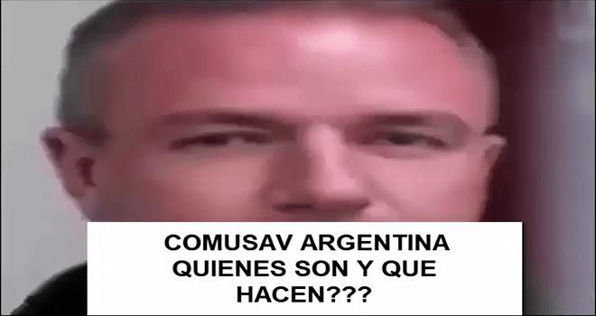 801.01 ARGENTINA COMUSAV UNA VERGUENZA NACIONAL
