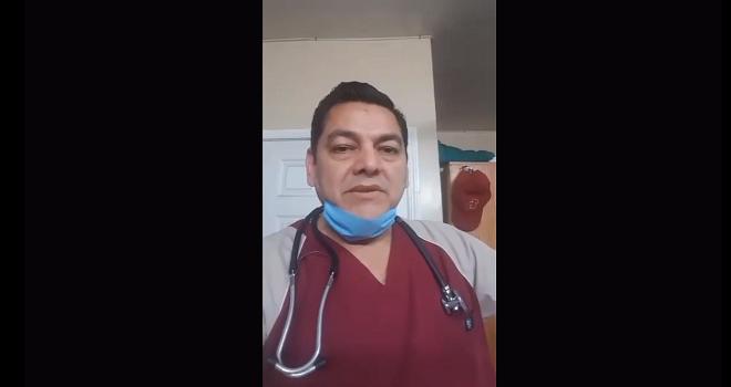 96.01 Juan Felipe Sánchez Médico cirujano que venció al Covid 19 narra su testimonio